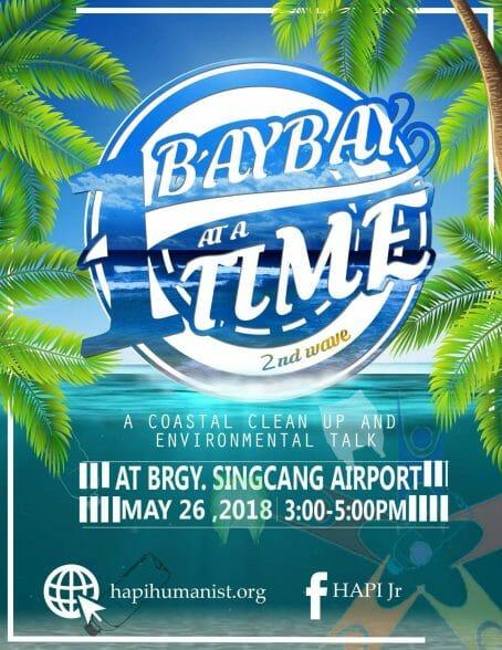 '1 Baybay At A Time' 2nd Wave