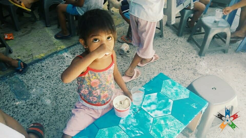 A HAPI Kid is a happy, nourished kid