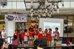 ARK Project in Ayala Mall