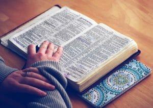 book, bible, bible study